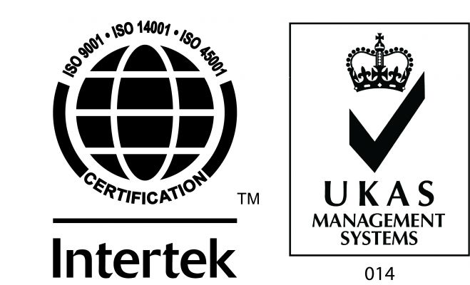 Intertek ISO9001 14001 OHSAS18001
