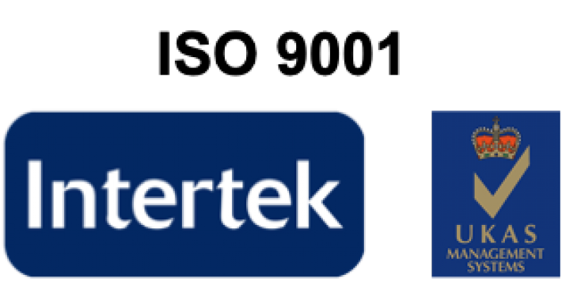 Intertek ISO 9001